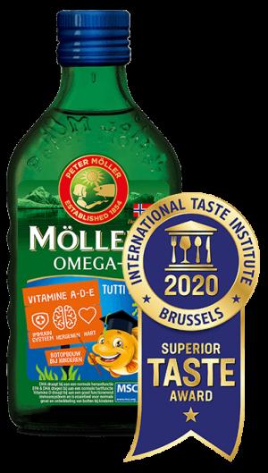Möller's Omega-3 Tutti Frutti