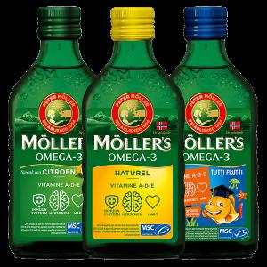 Möller's Immunity Booster Pack